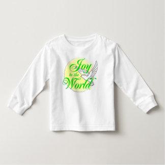 Freude zum Weltweihnachten Hemd
