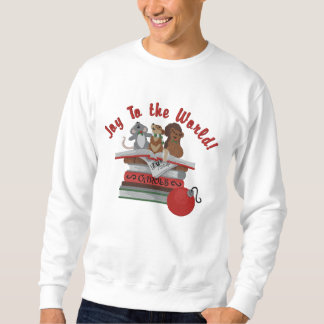 Freude zur Welt Sweatshirt