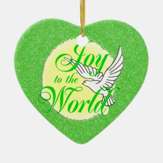 Freude zur Weltweihnachtsstern-Verzierung Weihnachtsbaum Ornamente
