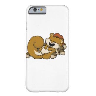 Freudig erregt Eichhörnchen! Barely There iPhone 6 Hülle