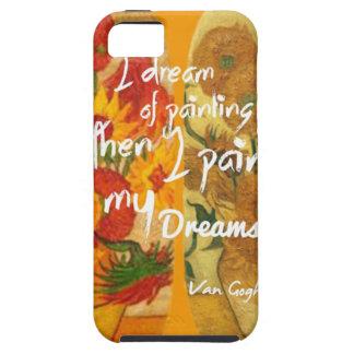 Freudige und traurige Sonnenblumen Etui Fürs iPhone 5