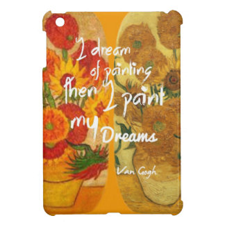 Freudige und traurige Sonnenblumen iPad Mini Hülle