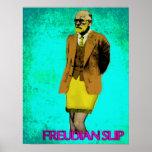 Freudscher Beleggrunge-Pop-Kunst Meme Plakate