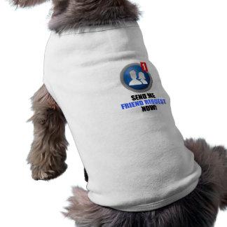 Freund-Antrag-Haustier-Shirt Haustier T-shirt