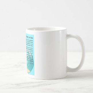 Freund-Gedicht - surfender Entwurf Kaffeetasse