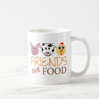 Freund-nicht Nahrung Kaffeetasse