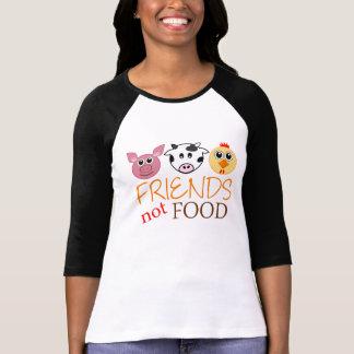 Freund-nicht Nahrung Shirt