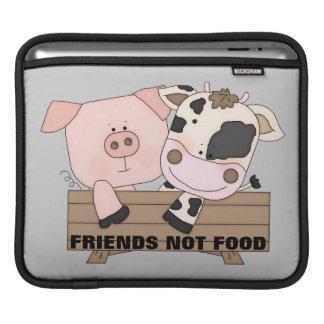Freund-nicht NahrungiPad Hülse Sleeves Für iPads