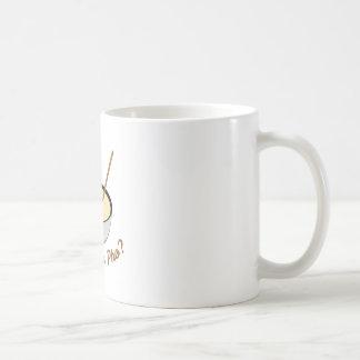 Freund oder Pho Kaffeetasse
