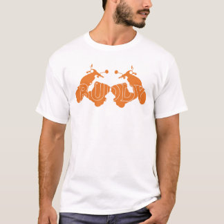 Freund-Roller - 2 Scoots T-Shirt