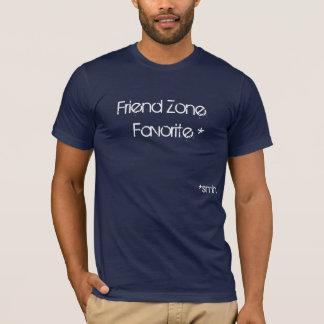 Freund-Zonen-Liebling T-Shirt