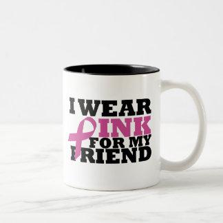 Freund Zweifarbige Tasse