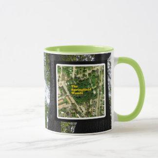 Freunde der Springfield-Holzbäume 001 Tasse
