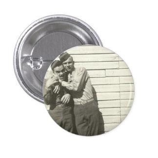 Freunde Runder Button 2,5 Cm