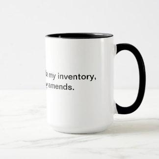 Freunde von Bill W.:  Inventar Tasse