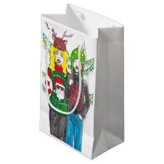 FREUNDIN-Weihnachtsgeschenktasche Kleine Geschenktüte