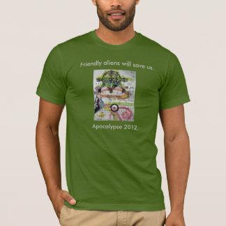 Freundlicher Außerirdische-T - Shirt! T-Shirt
