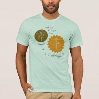 Freundlicher Lutscher T-Shirt