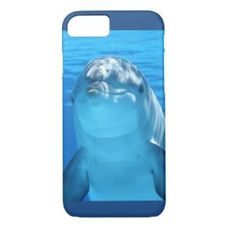 Freundliches Delphin-Foto iPhone 8/7 Hülle