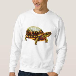 Freundliches OstDosenschildkröte-Sweatshirt Sweatshirt