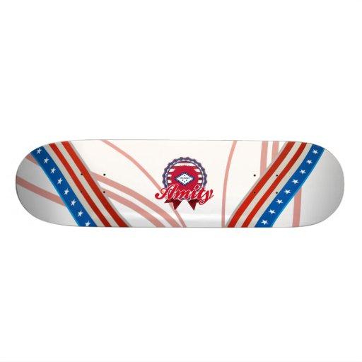 Freundschaft, AR Skate Board