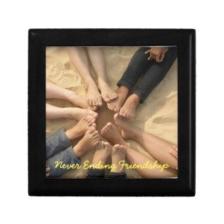 Freundschaft Geschenkbox