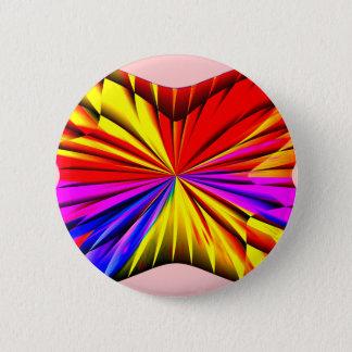 Freundschaft Runder Button 5,7 Cm