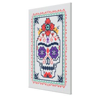Frida Kahlo   Calavera Leinwanddruck