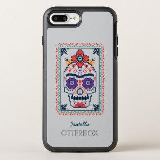 Frida Kahlo | Calavera OtterBox Symmetry iPhone 8 Plus/7 Plus Hülle