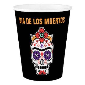 Frida Kahlo | Dia De Los Muertos Pappbecher