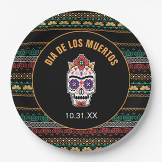 Frida Kahlo | Dia De Los Muertos Pappteller