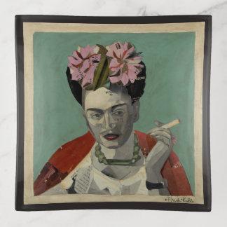 Frida Kahlo durch Garcia Villegas Dekoschale