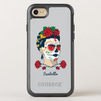 Frida Kahlo | El Día de Los Muertos OtterBox Symmetry iPhone 8/7 Hülle