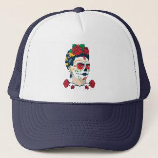 Frida Kahlo | El Día de Los Muertos Truckerkappe