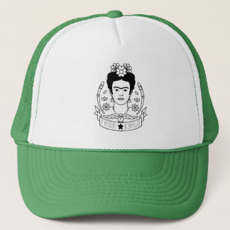 Frida Kahlo | Heroína Truckerkappe