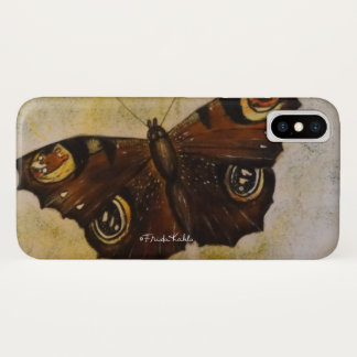 Frida Kahlo malte Schmetterling iPhone X Hülle