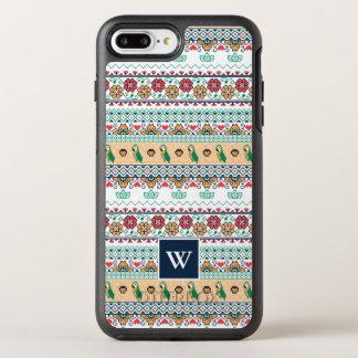 Frida Kahlo | Patrón de Colores OtterBox Symmetry iPhone 8 Plus/7 Plus Hülle