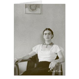 Frida Kahlo setzte mit Frida Malerei Karte