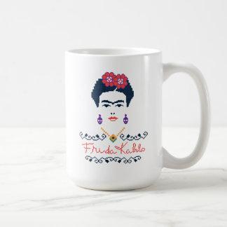 Frida Kahlo   Viva Mexiko Kaffeetasse