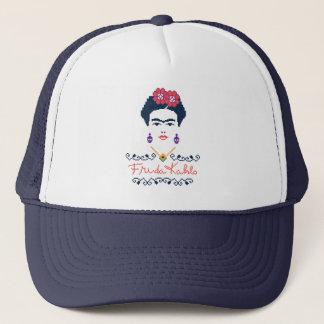 Frida Kahlo | Viva Mexiko Truckerkappe