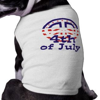 Frieden 4. von Juli-T - Shirts und -geschenken