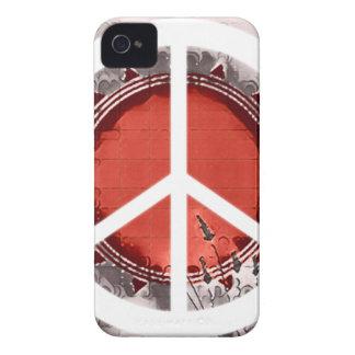 Frieden Case-Mate iPhone 4 Hülle