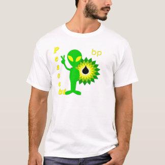 Frieden heraus BP T-Shirt