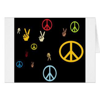 Frieden heraus karte