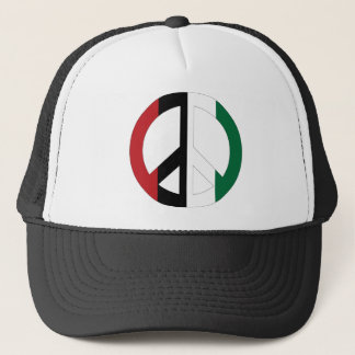 Frieden in Palästina Truckerkappe