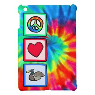 Frieden, Liebe, Enten Hüllen Für iPad Mini