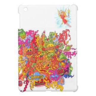 Frieden, Liebe, Glück und eine Fee iPad Mini Hülle