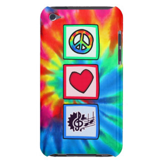 Frieden Liebe Musik Case-Mate iPod Touch Case