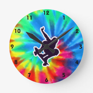Frieden, Liebe, Skateboarding Uhr