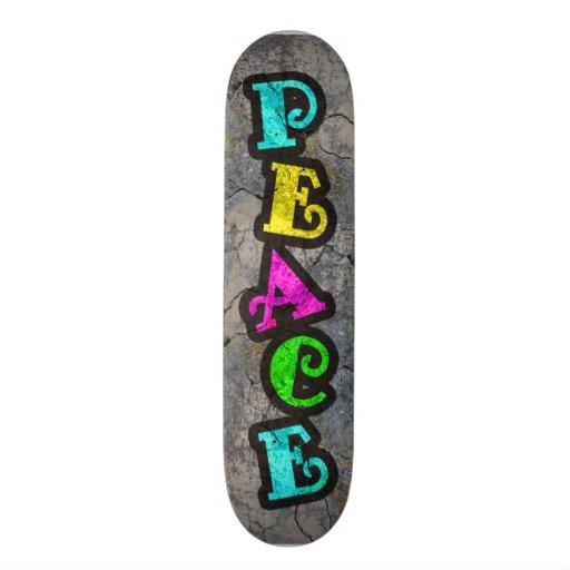 Frieden Personalisiertes Deck